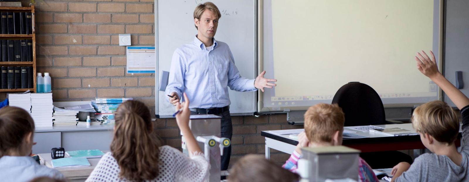 docent natuur en techniek